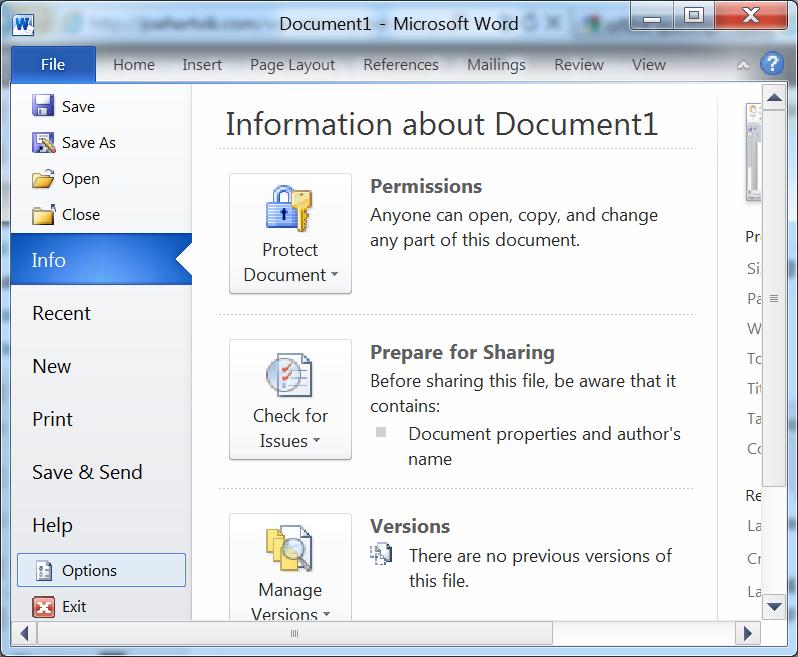 ms office quicktip re enabling overtype mode in word 2010 joe