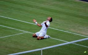 Novak Djokovic - losing