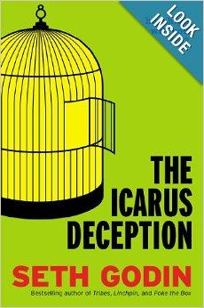 Icarus Deception cover