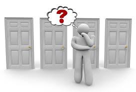 choosing doors to open