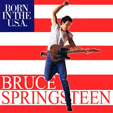 bruce springsteen--born in the usa