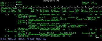 ibm i communications trace