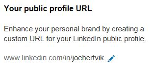 LinkedIn--your public profile URL--1